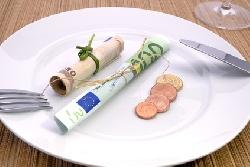 Geld für essen pro monat single